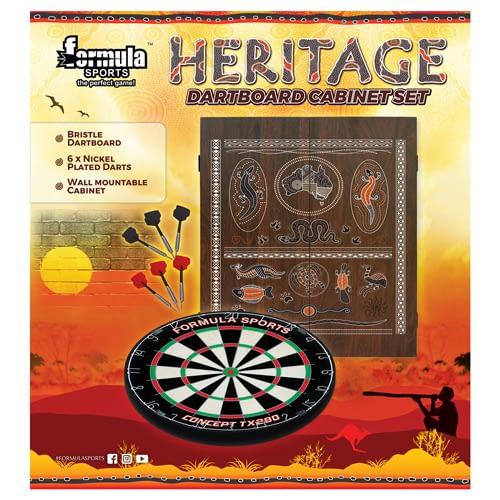 605700 Heritage Cabinet Set Box LR