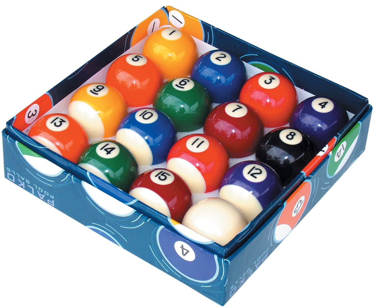 palko pool balls