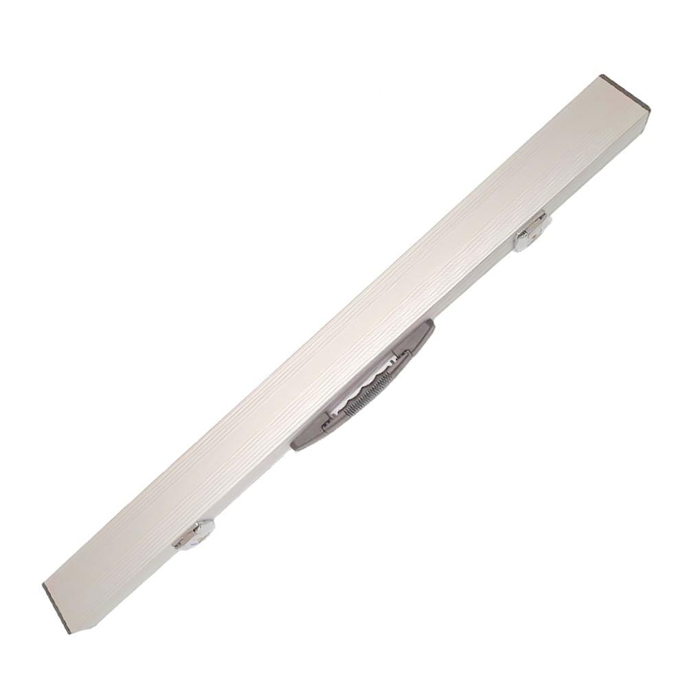 Alumnum Cue Case 2piece 1