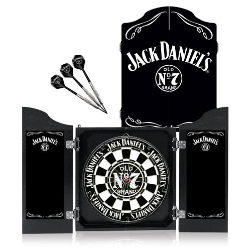 LD1050 Jack Daniels Cabinet Set LR