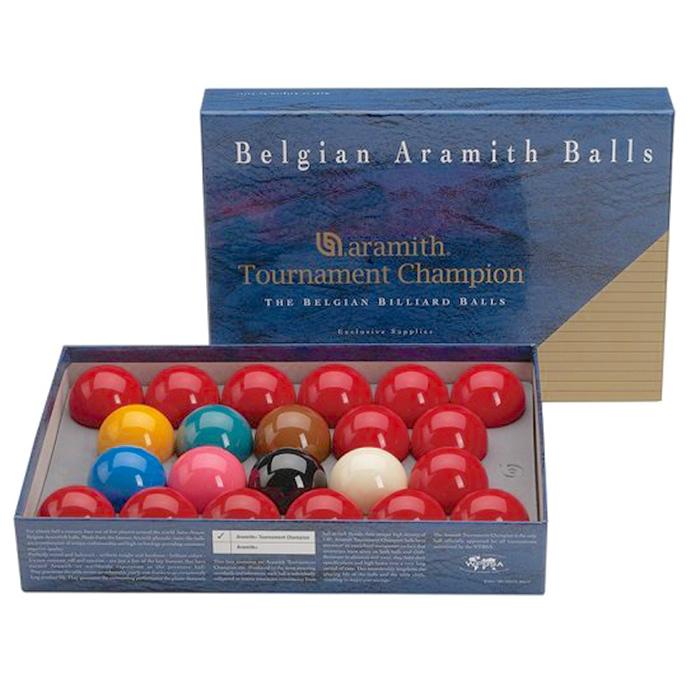 Aramith Tournament Champion Balls