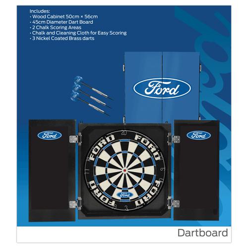 LF1050 Ford Cabinet Set Box LR